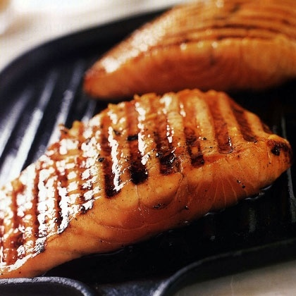 salmon teriyaki | recipes | Pinterest