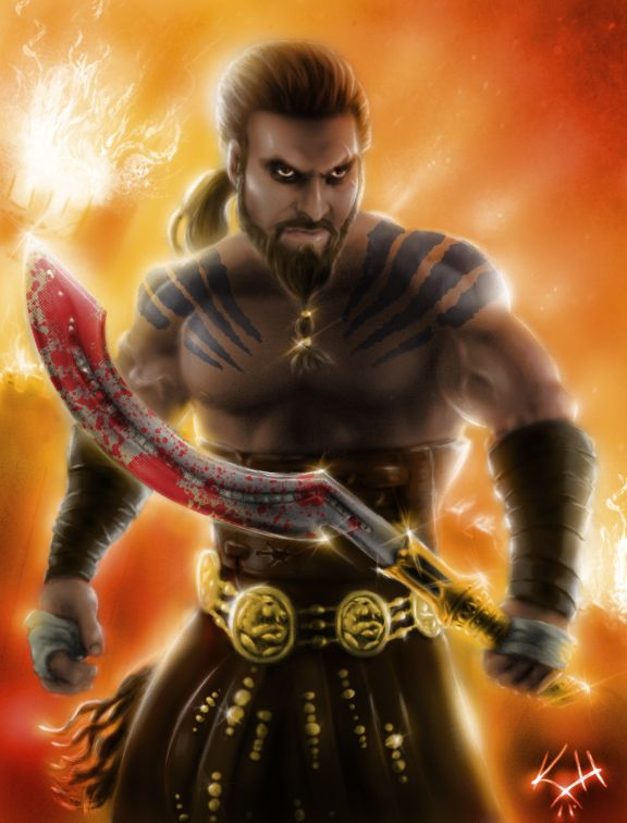 game of thrones drogo weapon
