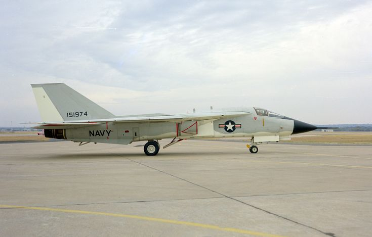 The F-111B was to be a fleet air defense fighter for the US Navy ...