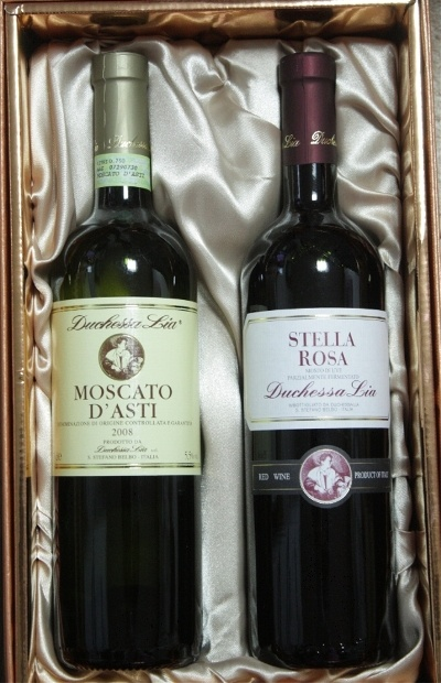 Moscato D'asti & Stella Rosa, great wine duo