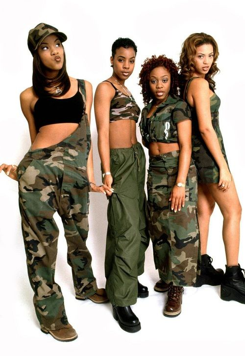 photos of single girls 90's outfits № 140131