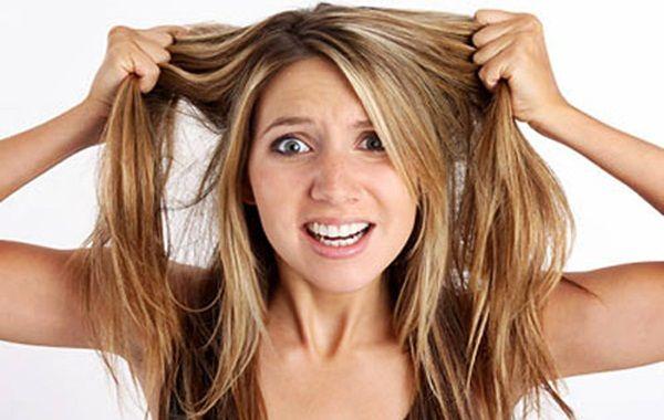 Receitas para cabelo oleoso