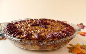 Oklahoma's Irresistible Pecan Pie | TheBestDessertRecipes.com