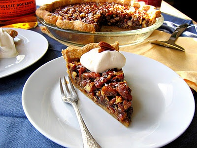 Maple Bourbon Pecan Pie | dlg | Pinterest