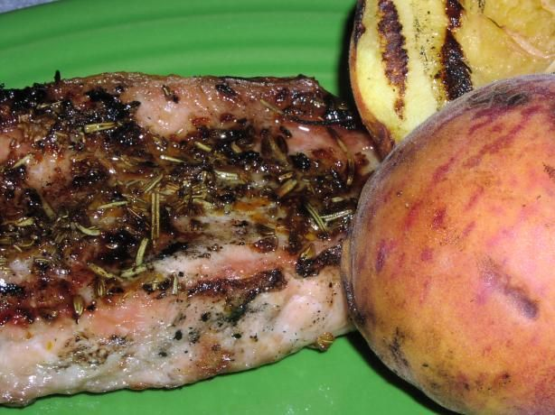 com: We loved these simple-to-make grilled pork chops (original recipe ...