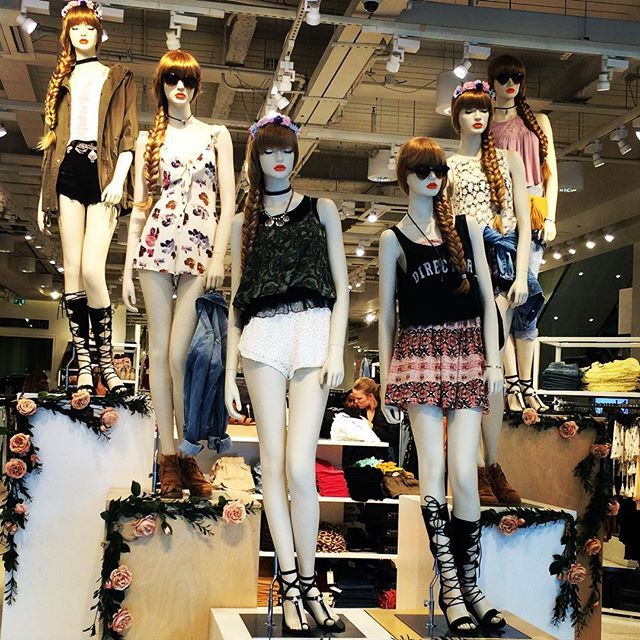 Fsu fashion merchandising program 27
