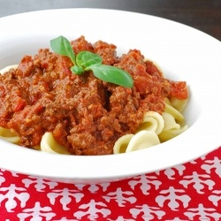 Weeknight Bolognese - a great dish for those nights that you don't ...