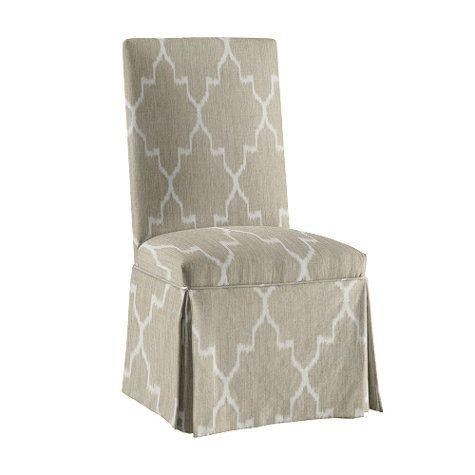 ballard designs parsons chair slipcover kitchens pinterest