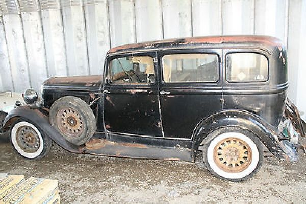 1933 dodge brothers 4 door dp wheels whoa for 1933 dodge 4 door
