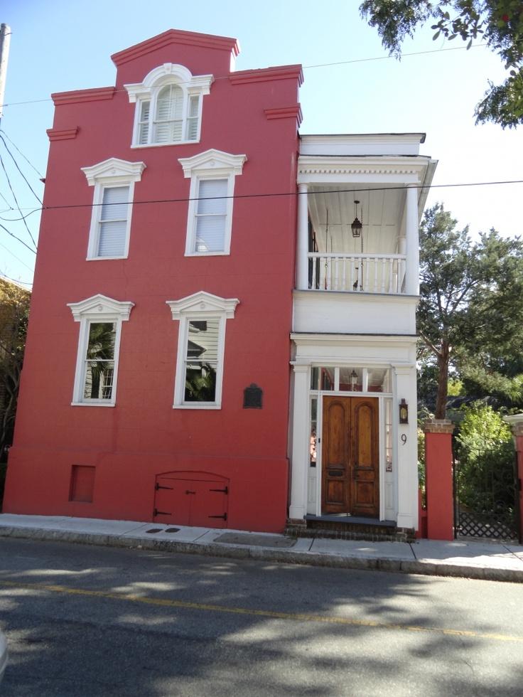Charleston Single House Lowcountry Living Pinterest