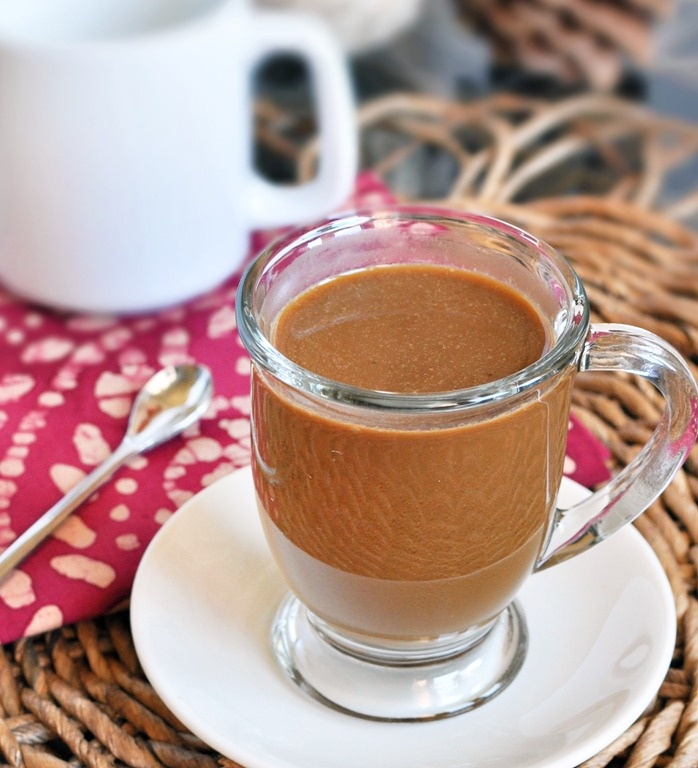 Healthy Pumpkin Spice Latte | Recipe