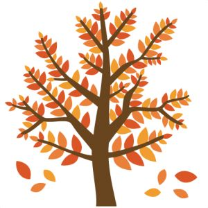Image result for thankful tree clip art