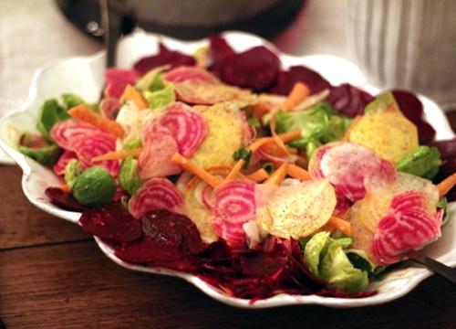 Bagna Cauda Salad | {Dinner Parties} from caitlindentino.com | Pinter ...