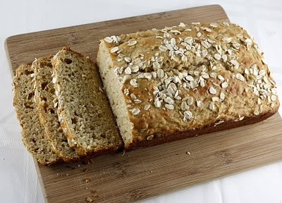 Honey Oat Quick Bread | Food for Thought | Pinterest