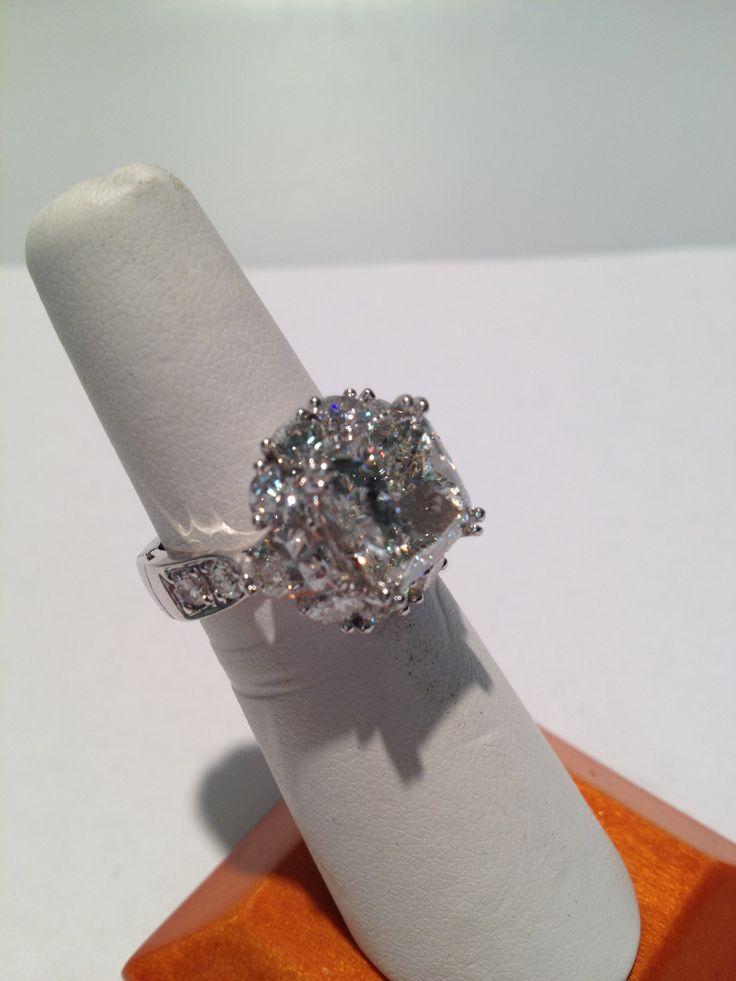 Elizabeth Taylor Ring Engagement Rings Pinterest