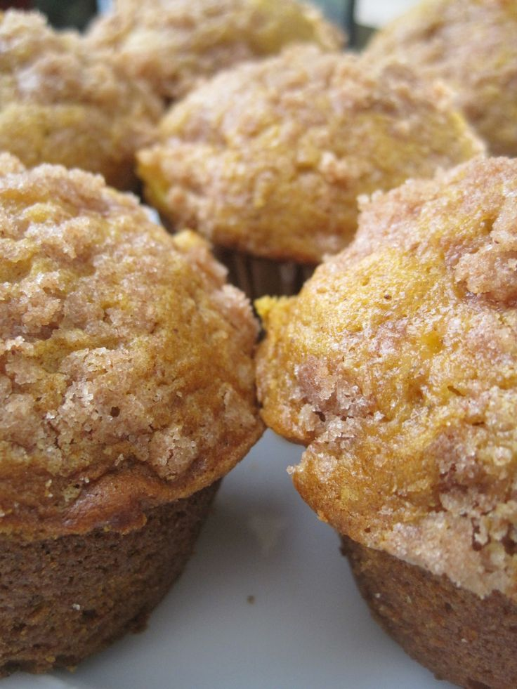 Autumn Apple and Pumpkin Muffins | Sweets | Pinterest