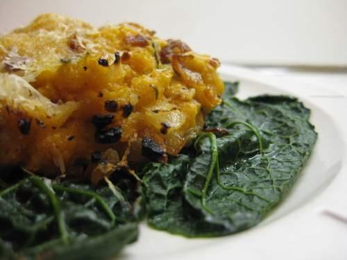 Pumpkin polenta! | Recipes | Pinterest