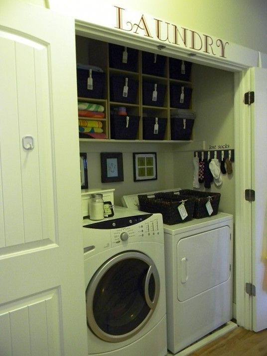 Beautiful Laundry Room Decorating Ideas