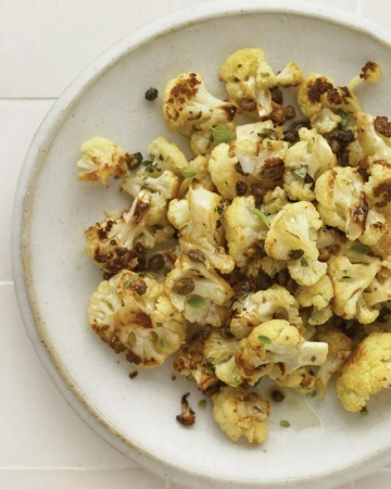 Roasted Cauliflower | Recipes | Pinterest