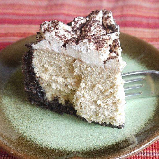 Cappuccino Cheesecake | Food! | Pinterest