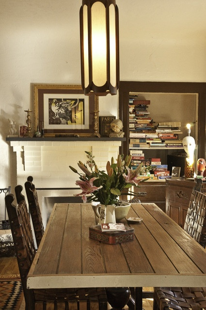 Dining Table Made From Old Door Images