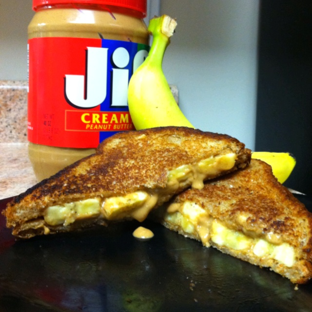 More like this: banana sandwich , sandwiches and peanut butter .