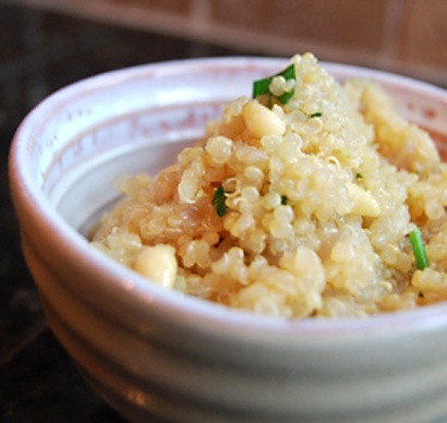 Quinoa side dish recipe | To Eat It | Pinterest