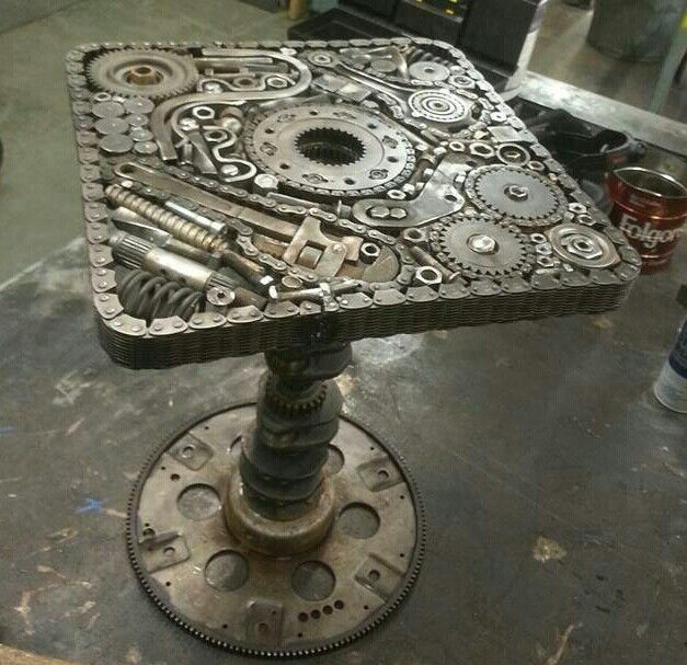 Fab Steampunk spinning table | Steampunk/victorian ...