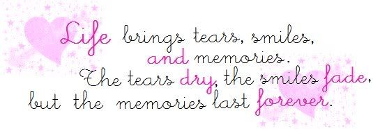 Quotes About Memories Lasting Forever forever quotes...