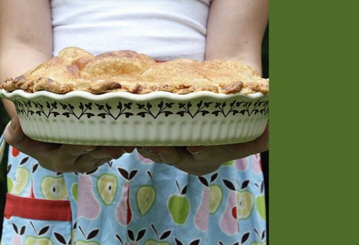 Moms Apple Pie | A Piece Of The Pie | Pinterest