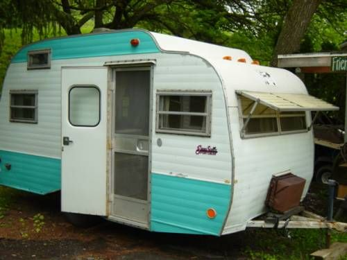 1972 Serro Scotty Sportsman Camper Trailer Images - Frompo