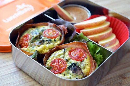 Paleo school lunch. Healthy kids!