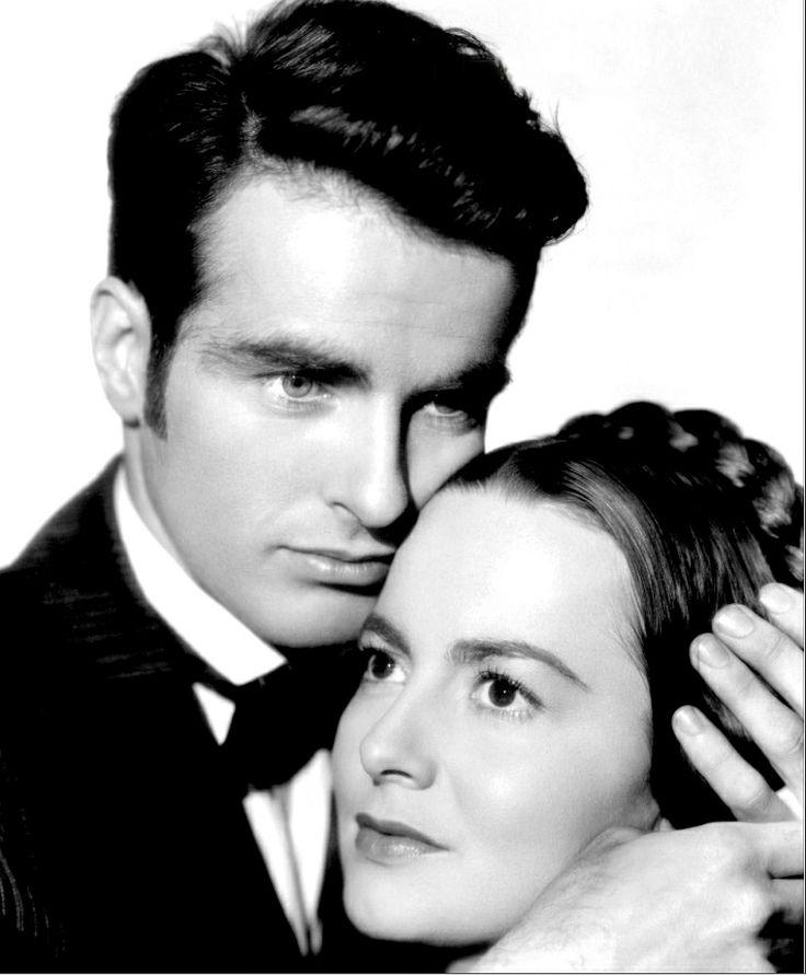 Montgomery Clift and Olivia de Havilland - The HeiressOlivia De Havilland The Heiress