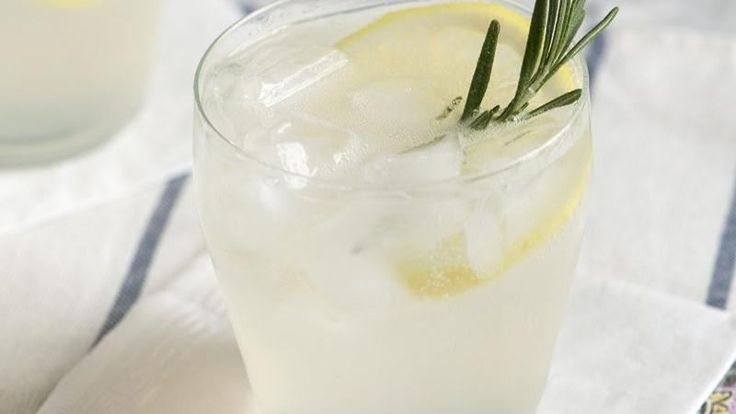 Rosemary Gin Fizz | Recipe
