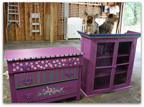 Painting Furniture Without Sanding Tips Pinterest