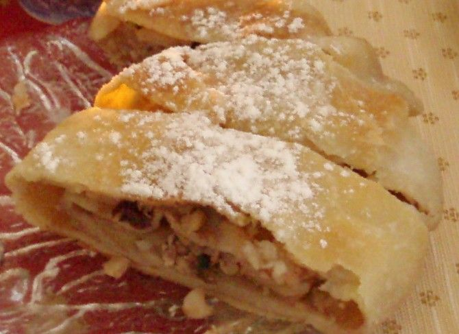 Apple Strudel | Books Worth Reading | Pinterest