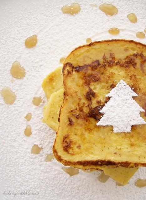 Egg Nog French Toast | Pumpkin and egg nog | Pinterest