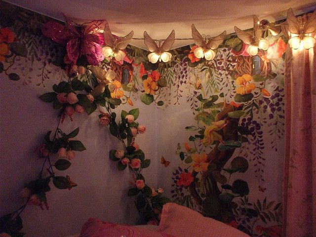 Fairy Bedroom Kids Bedrooms Pinterest