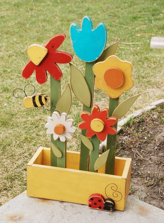 Diy Wood Flower Box 400 x 300