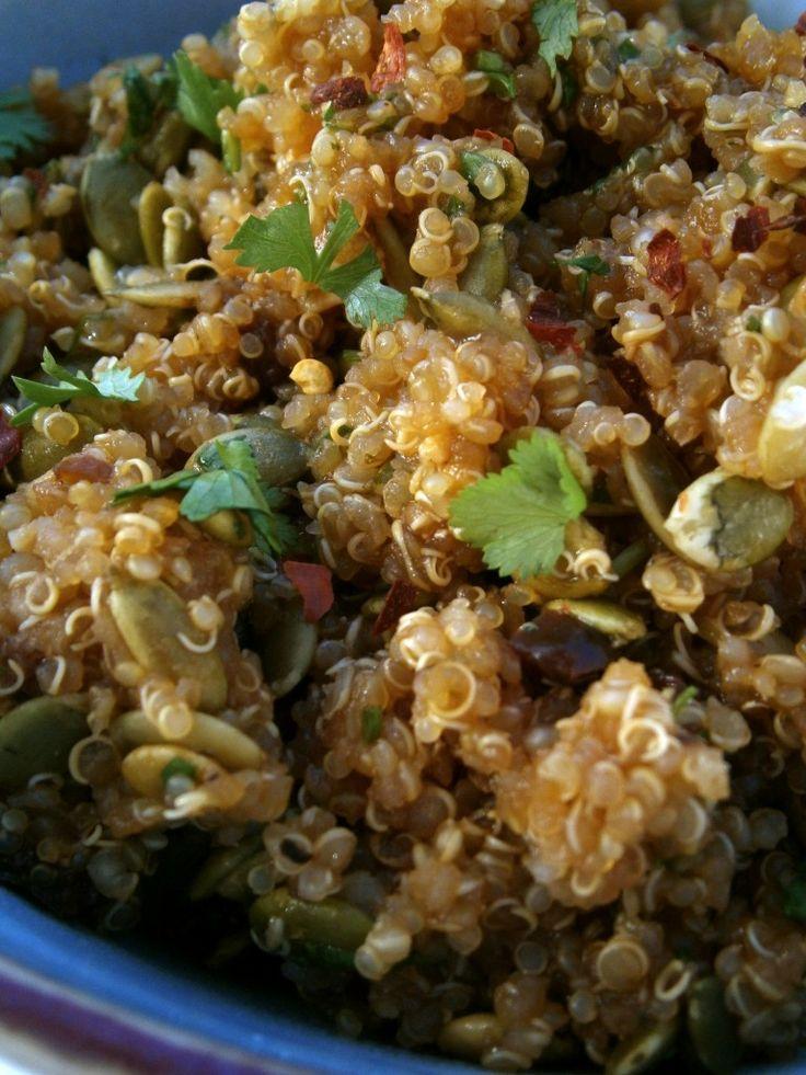 Easy quinoa salad | Great Recipes | Pinterest