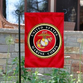 marine corps flags