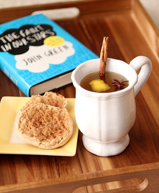 Whiskey Hot Toddy with Honey and Brown Sugar
