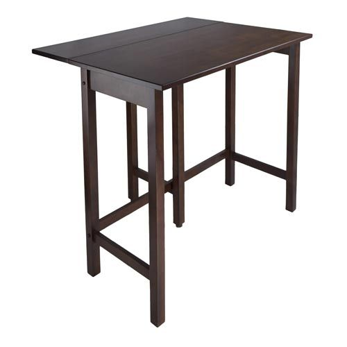Drop Leaf High Table Winsome Wood Counter Height Tables Dining Tables ...