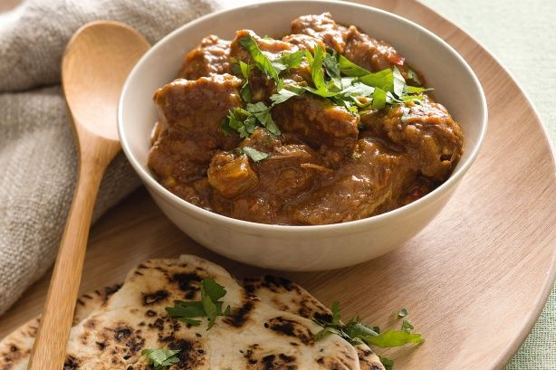 Slow-cooker Indian beef main image | Cooking | Pinterest