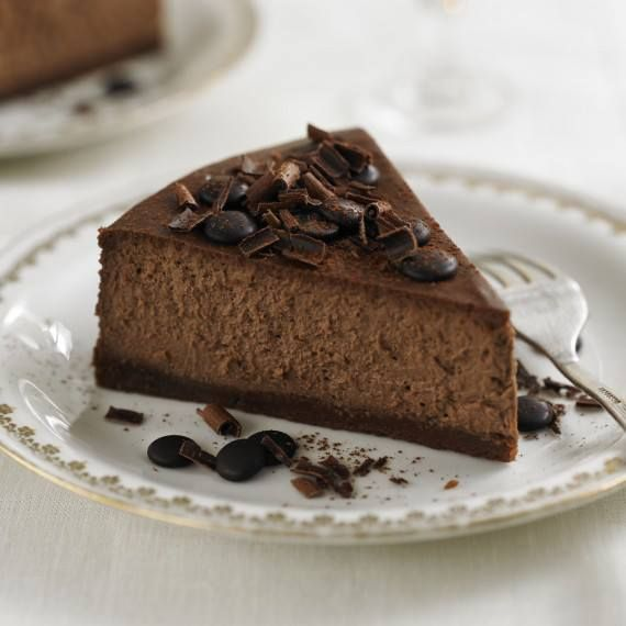 Mocha rum cheesecake   Recipe