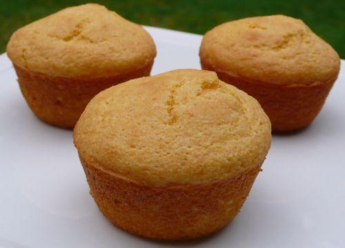 Low Fat Corn Muffin 23