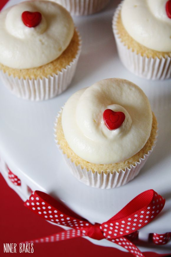 Sweetheart Cupcakes | Best Food Facts | Pinterest