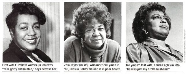Mrs Frankie Lymon | The 3 wives | I Bet You Didn't Know ... Elizabeth Waters Lymon