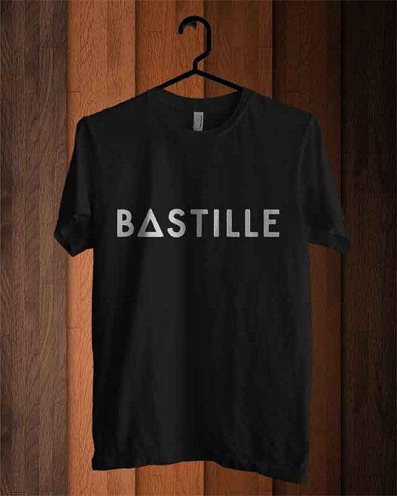 bastille t shirt etsy