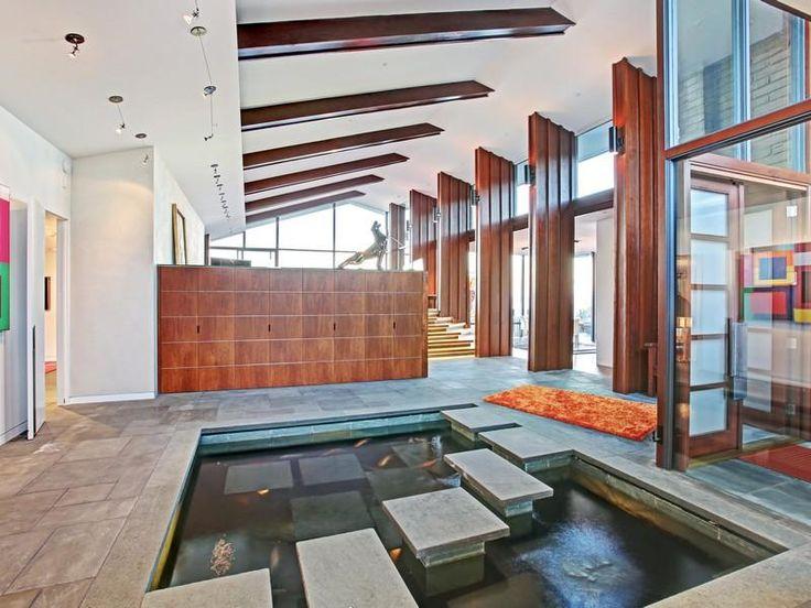 Indoor Koi Pond Mod Home Pinterest